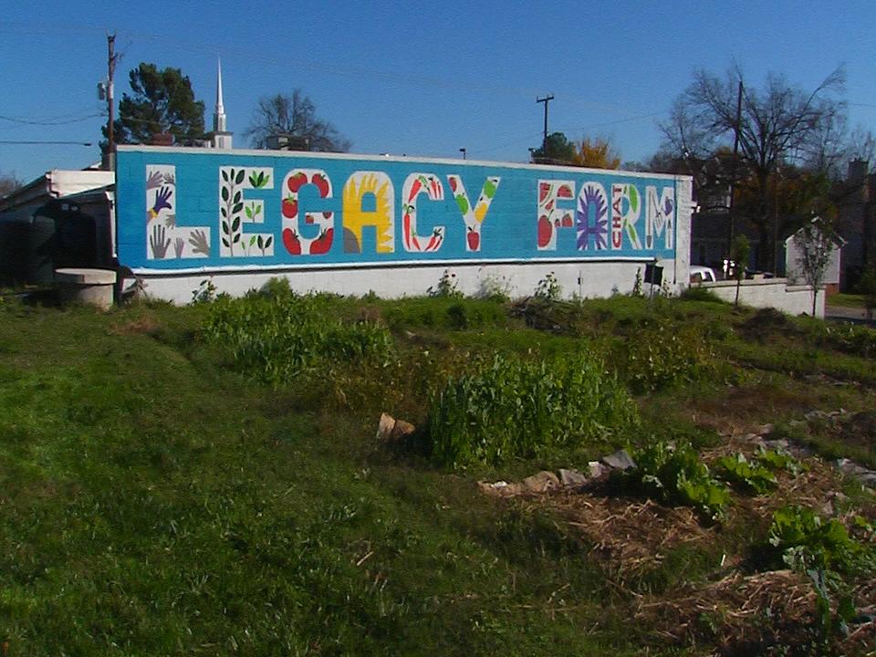 Legacy Farm in Richmond