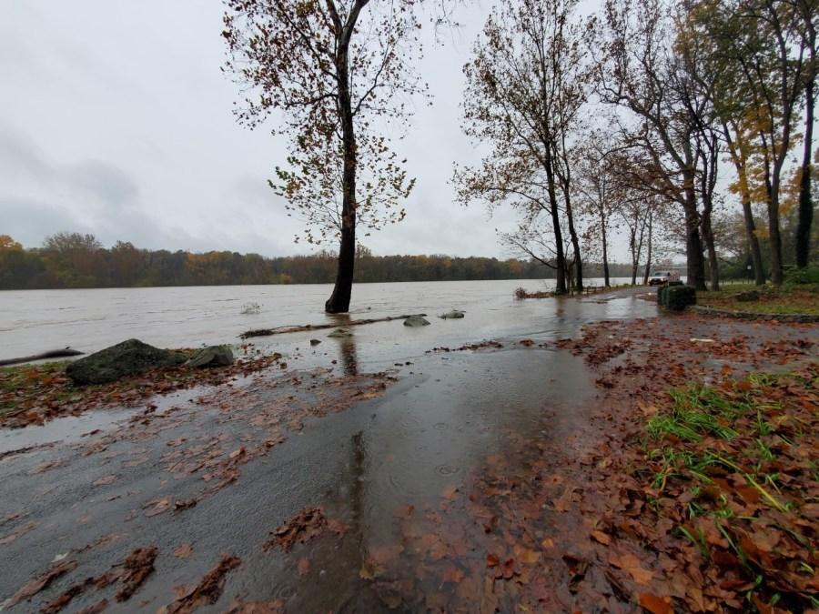 Richmond flooding