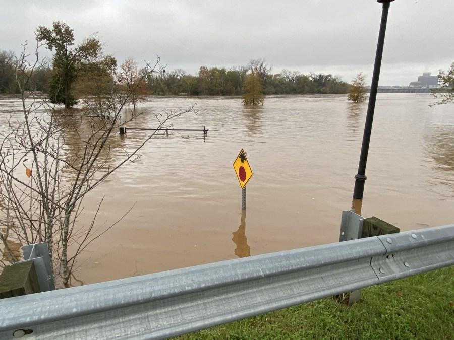 Flooding in Richmond