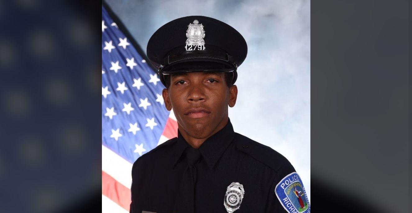 RPD Officer Jason Jones