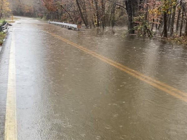 Flooding in Virginia
