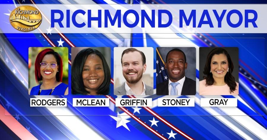 Richmond Mayoral Candidates