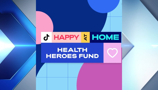 Happy at Home Health Heroes Fund