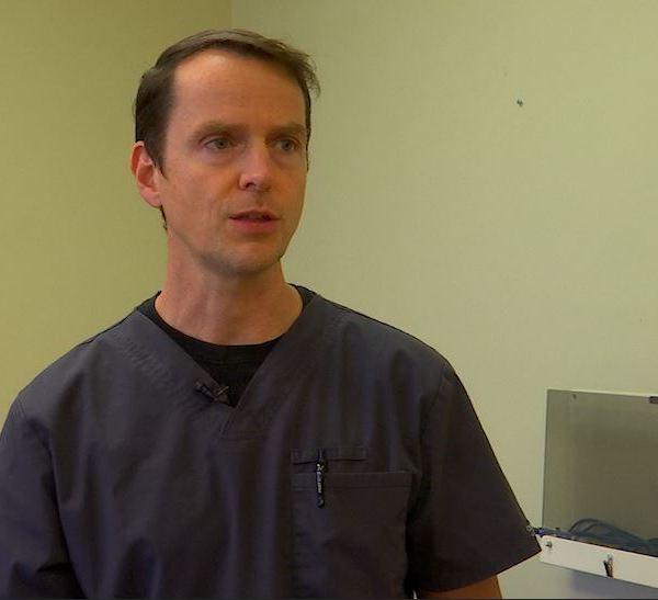 Dr. Aaron Hartman