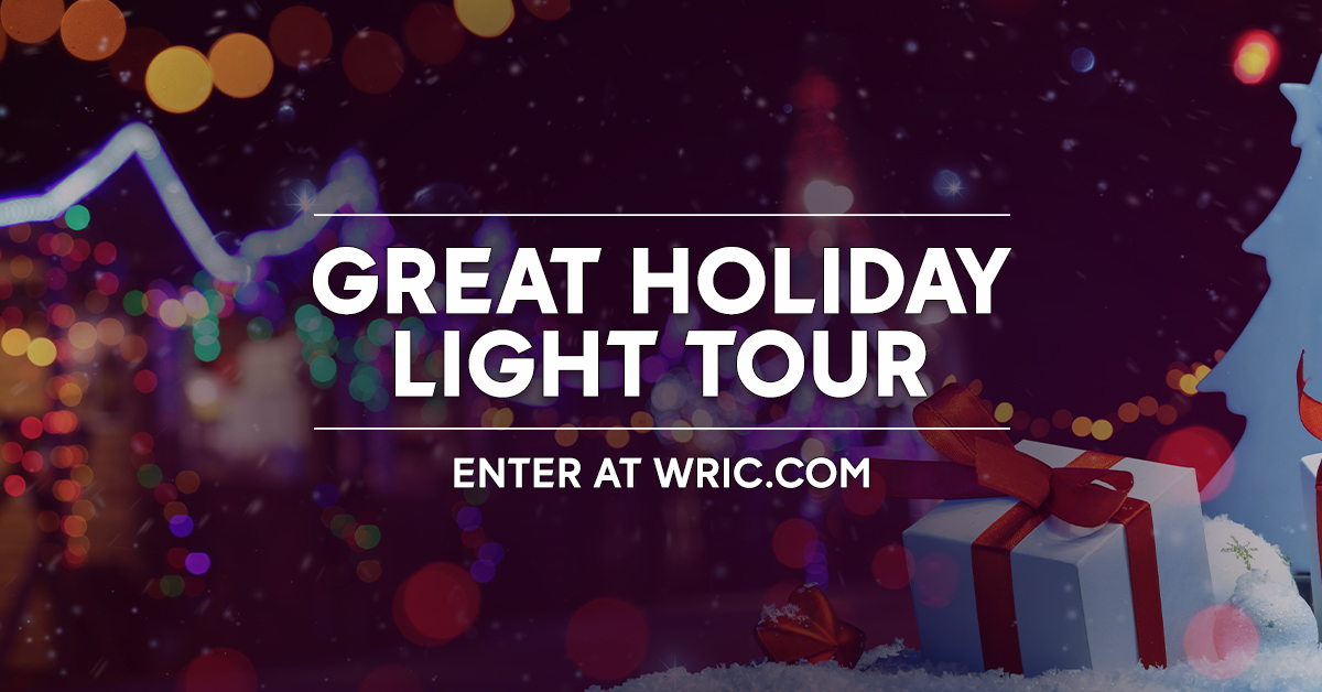 Great Holiday Light Tour