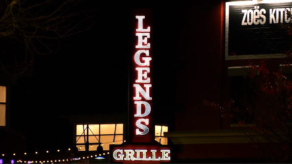 LEGENDS GRILLE IN WILLOW LAWN
