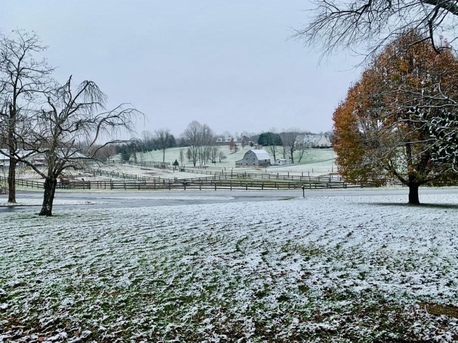Lynchburg snow