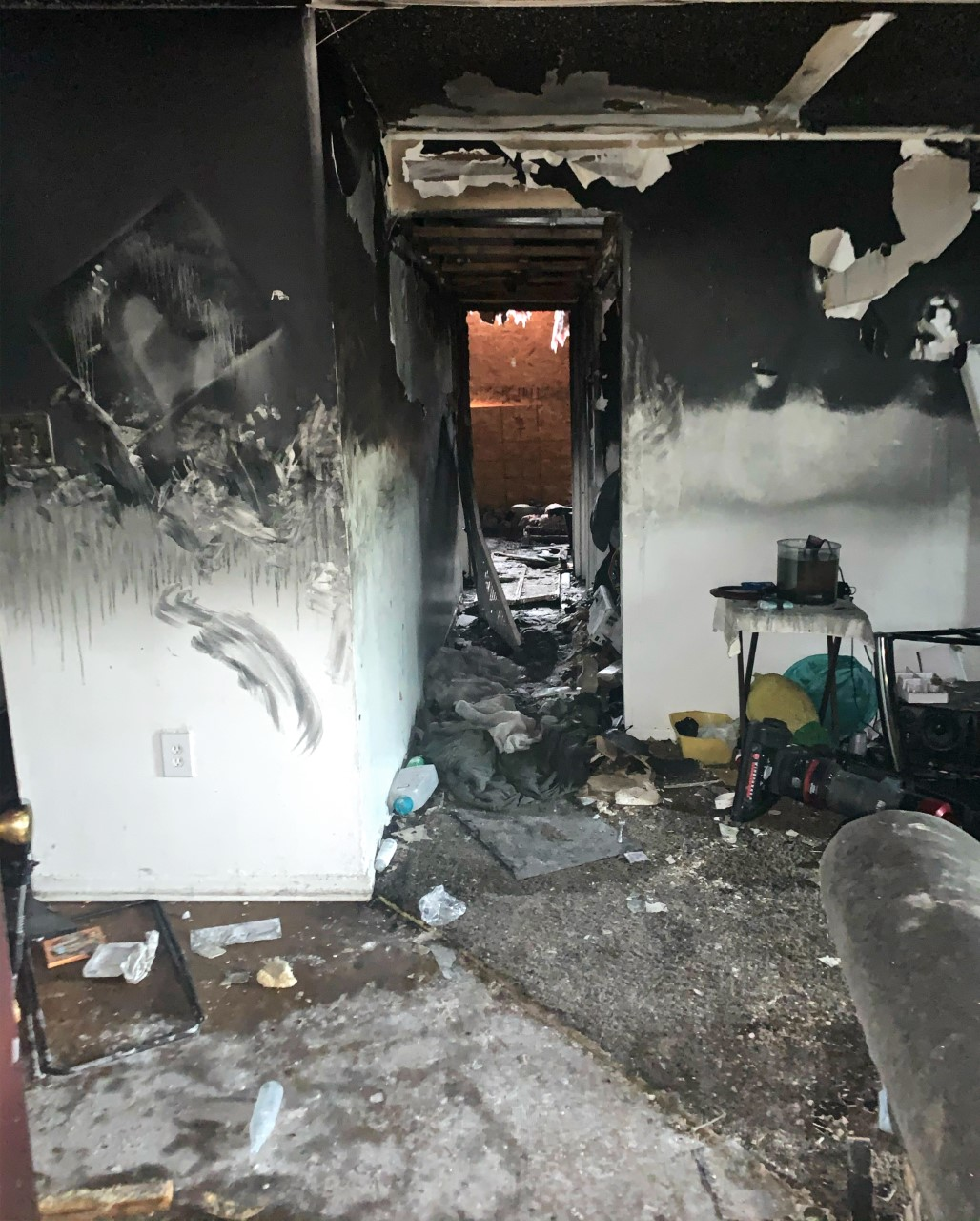 Fire victims, including 17 children, say they're facing homelessness two weeks since apartment blaze