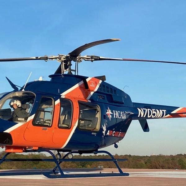 Chippenham Hospital to launch HCA Virginia Healthcare Air Ambulance