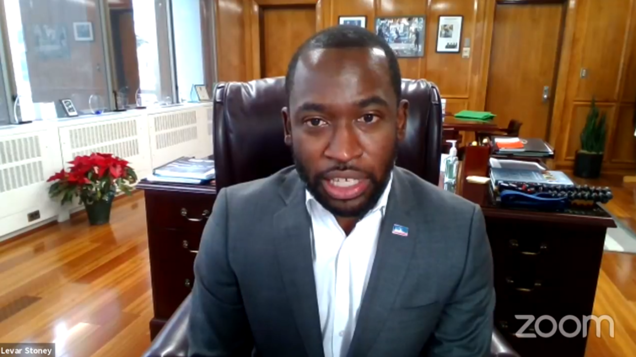 Mayor Stoney to provide COVID-19 update at 1 p.m.