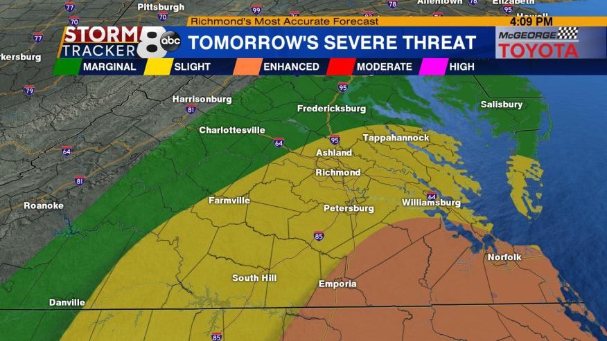 Severe Weather Threat