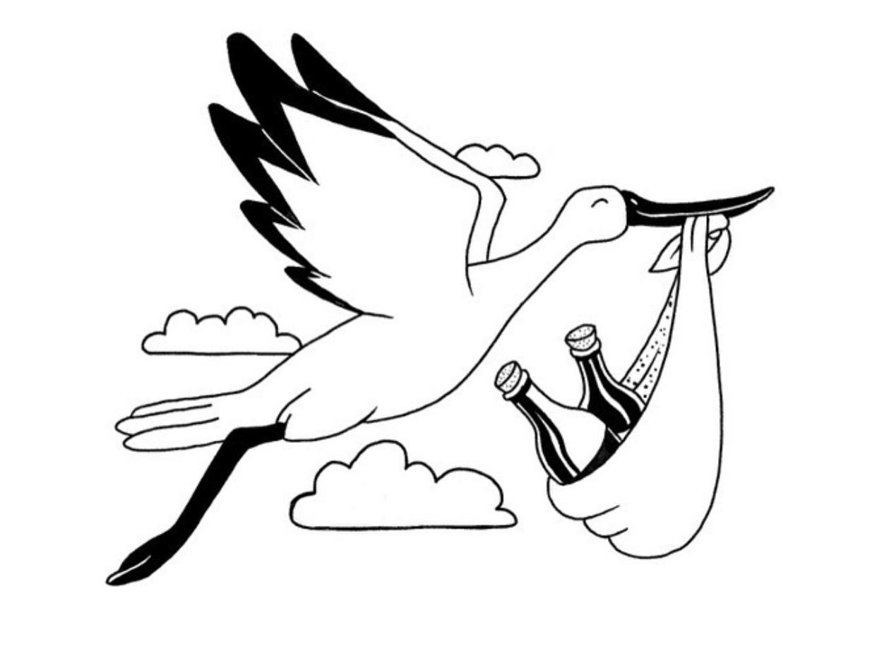Win Stork's logo