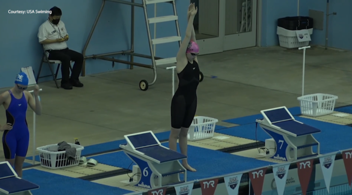 Youth is served on 1st day of TYR Pro Swim Series at SwimRVA