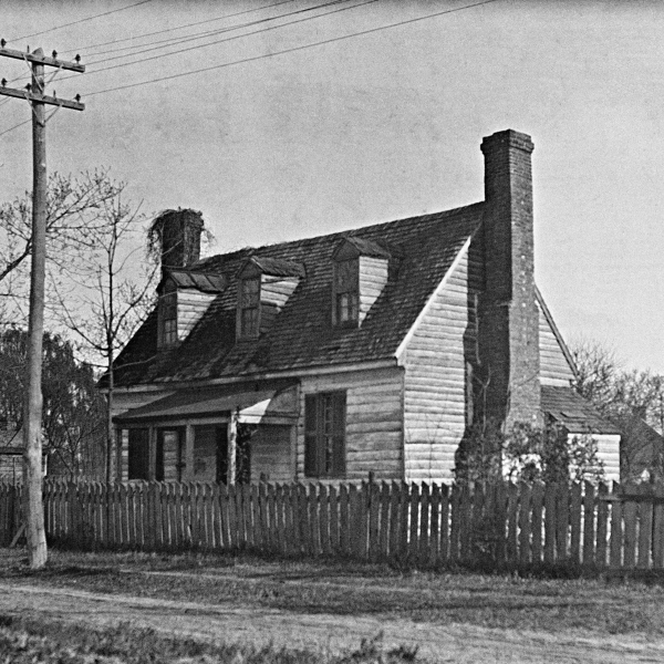Bray-Digges House Archival Image