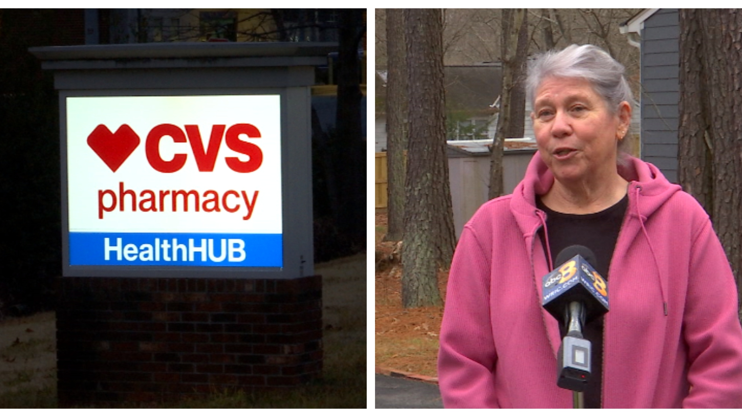 Vaccine appointment concerns as winter storm is on the way