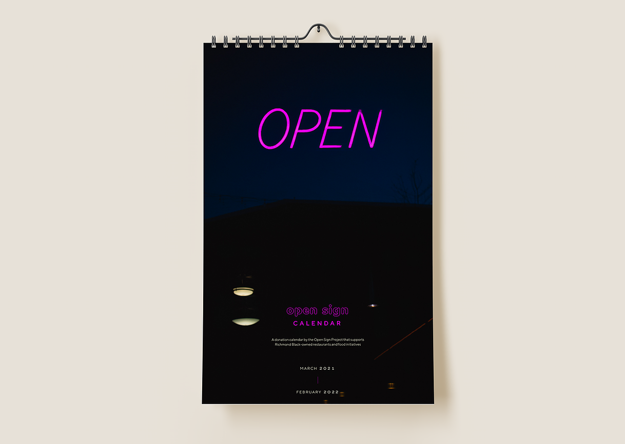 Vcu Calendar 2022.Five Vcu Students Highlight Black Owned Restaurants With The Open Sign Calendar 8news