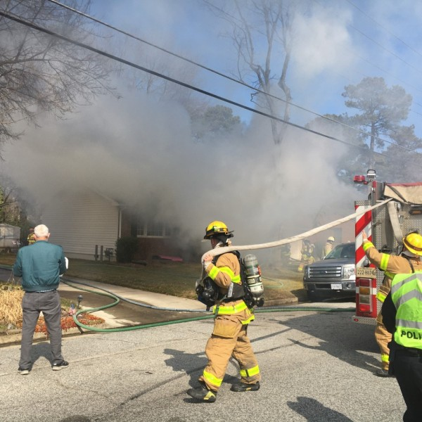 colonial heights fire