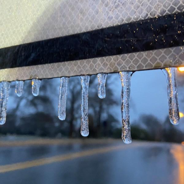 freezing rain forms 1