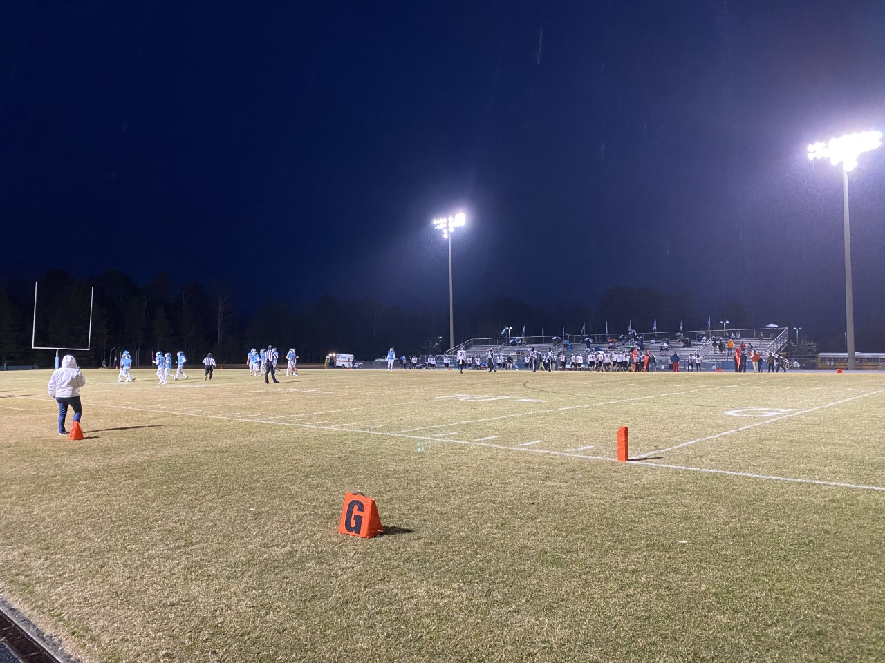 Mechanicsville at Hanover high school football