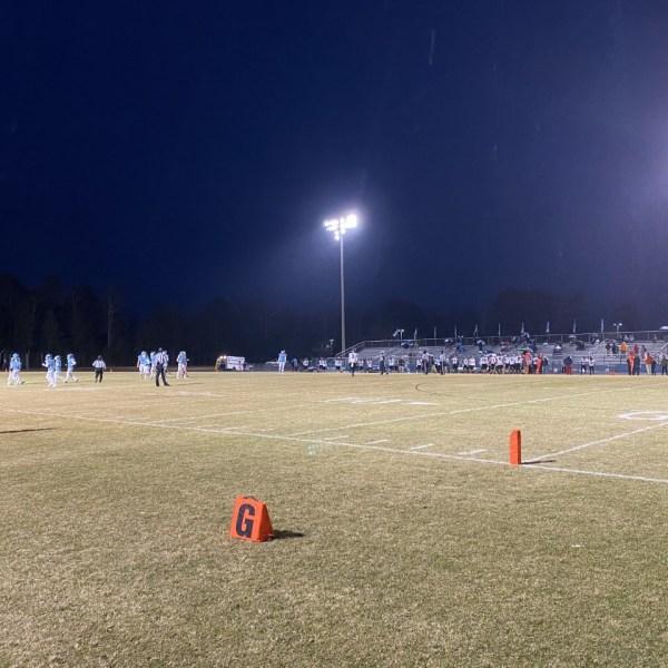 Mechanicsville at Hanover high school football