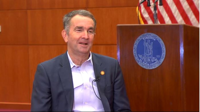How close are we to normal? Northam reflects one year after Virginia's first COVID-19 case