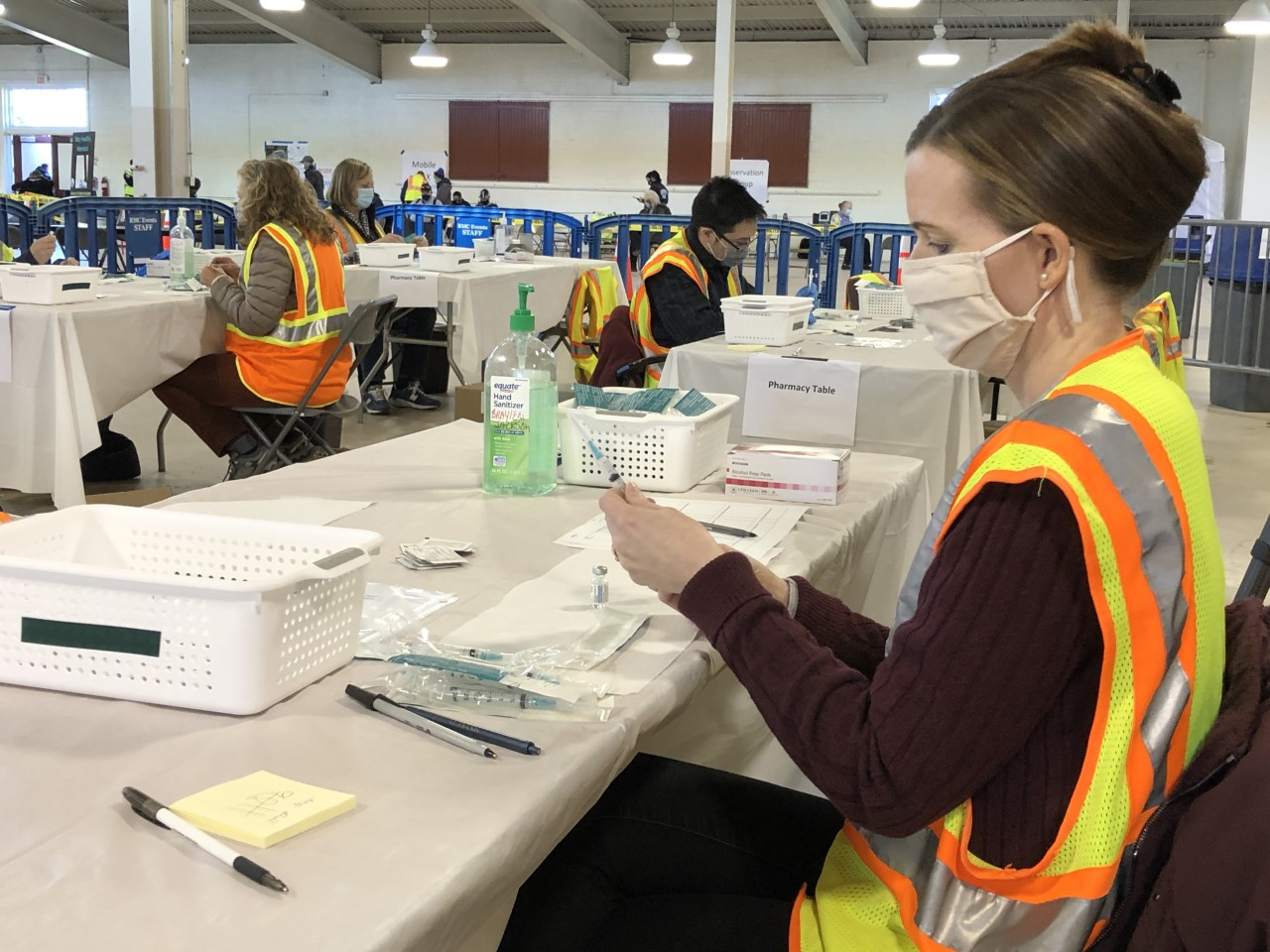 Over 4 million vaccines administered in Virginia: Here are the volunteers making it happen