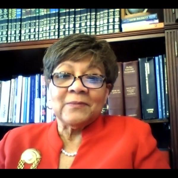 Dr. Lois Harrison-Jones