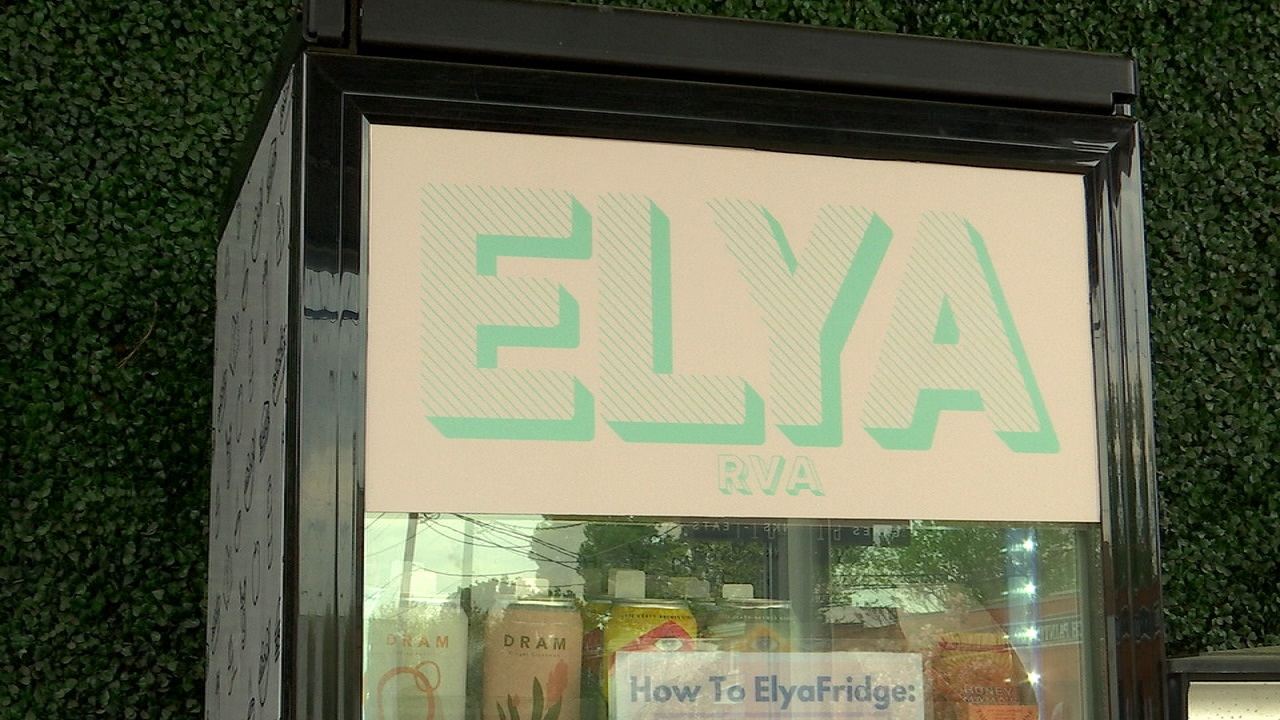 ELYA fridge offers healthy food in Scott's Addition