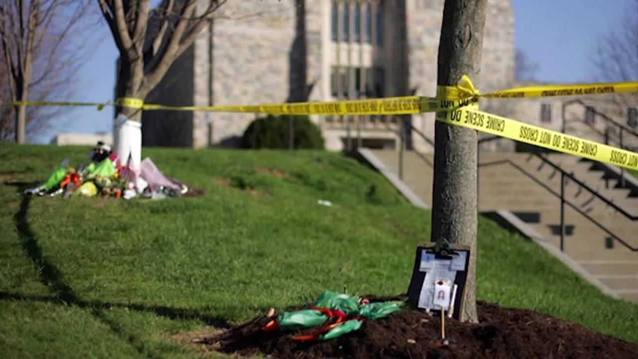 Northam orders flags to be flown at half-staff on 14th anniversary of Virginia Tech shooting
