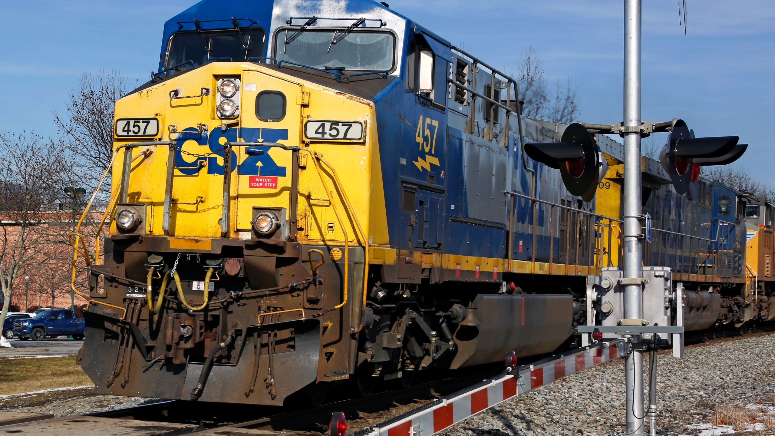 CSX railroad