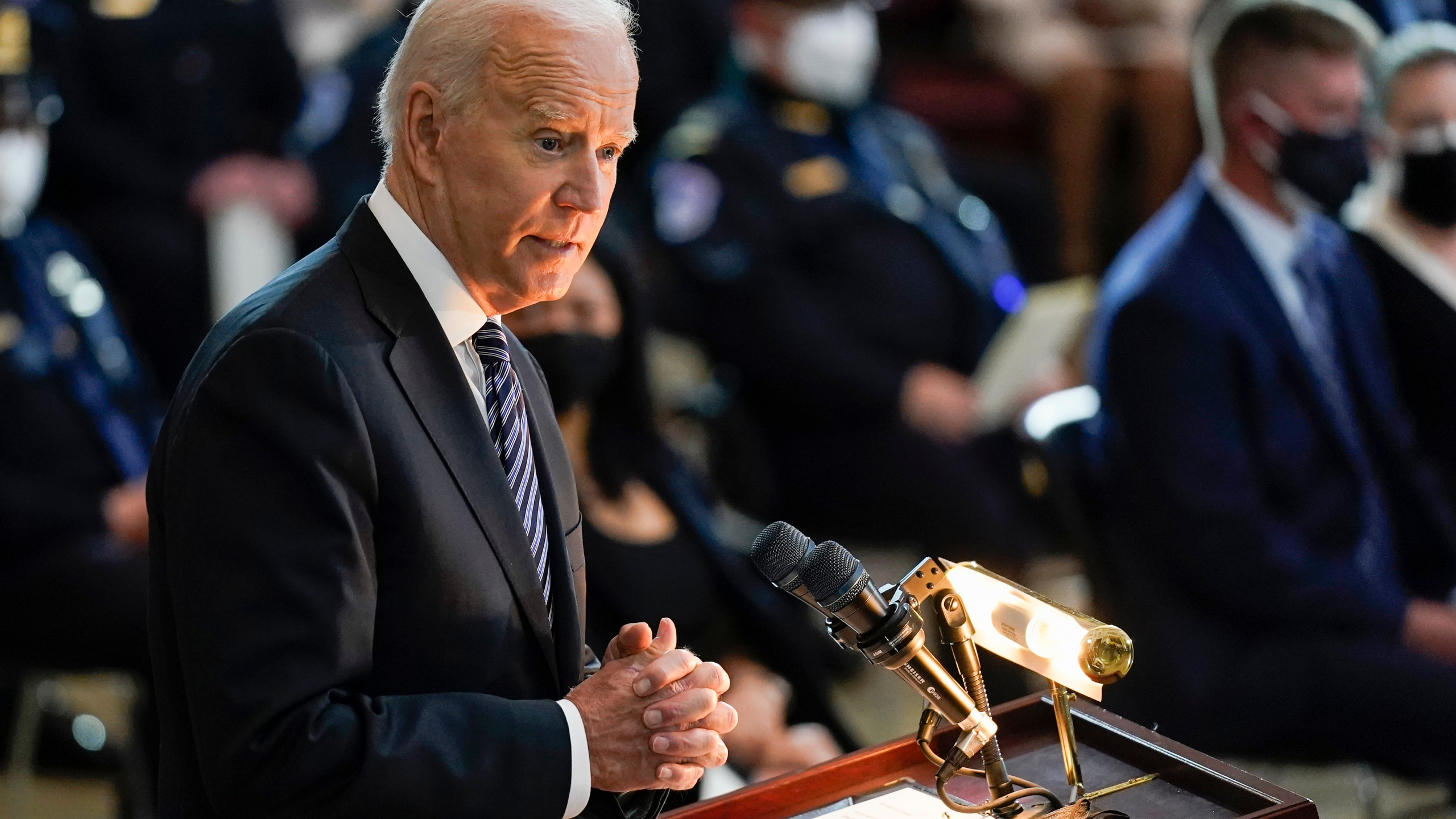 Biden on Afghanistan: 'Time to end America's longest war'   8News