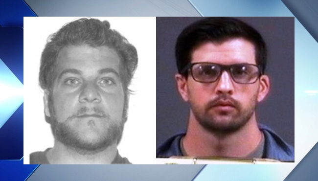 grand larceny fugitives' mugshots