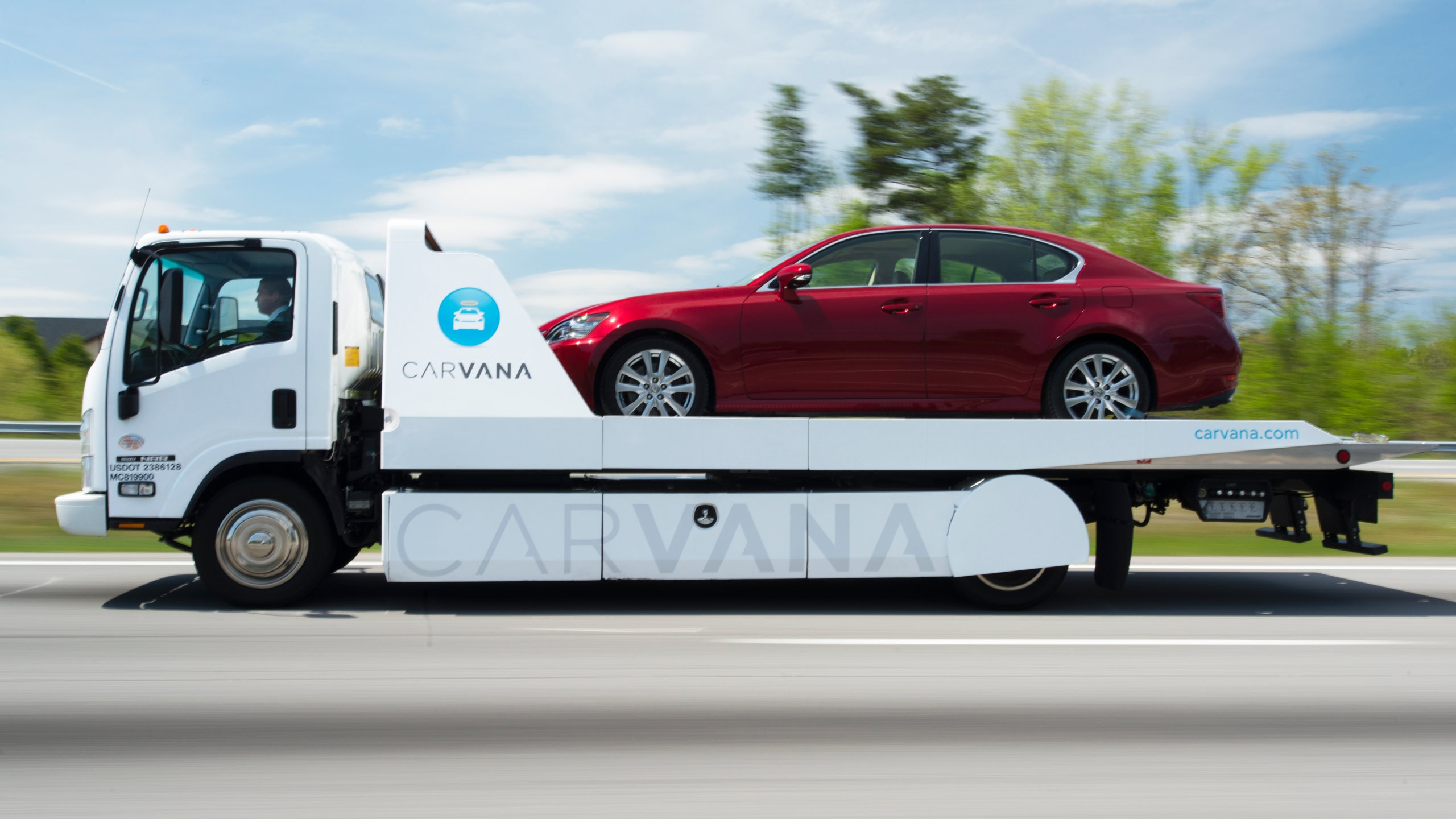 Carvana Launches As-Soon-As-Next Day Delivery in Alexandria