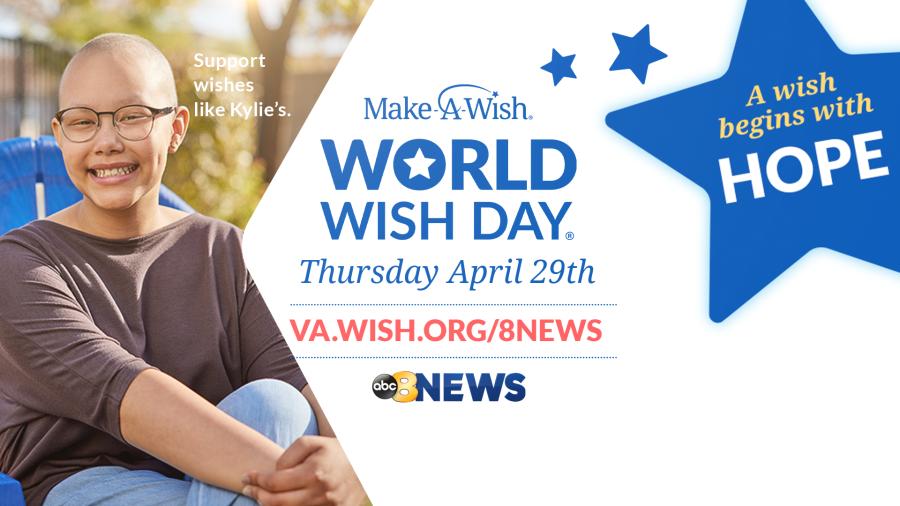 World Wish Day Virtual Telethon