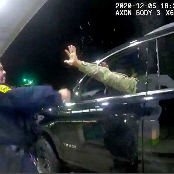 Windsor, Virginia, police encounter involving Army Lt. Nazario