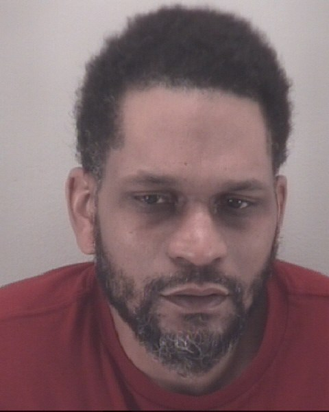 Joseph Hunt, 41, of Henrico, has been arrested and charged with possession of a firearm by a convicted felon in the 1100 block of North 25th Street on March 24. Additional charges pending
