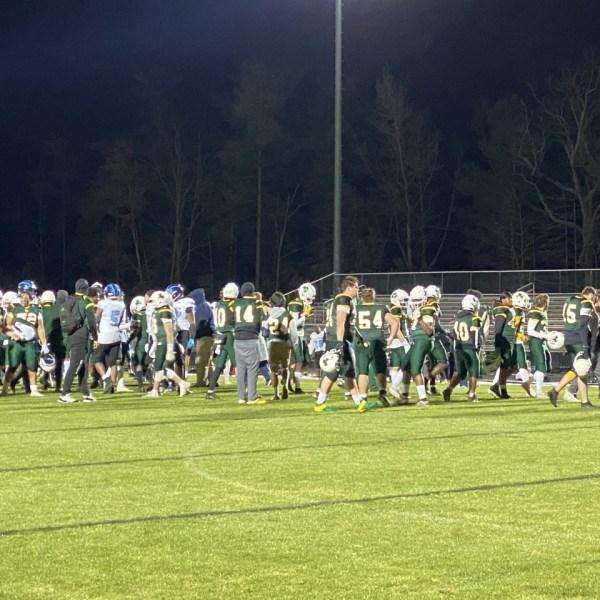 L.C. Bird Skyhawks at Clover Hill Cavaliers high school football