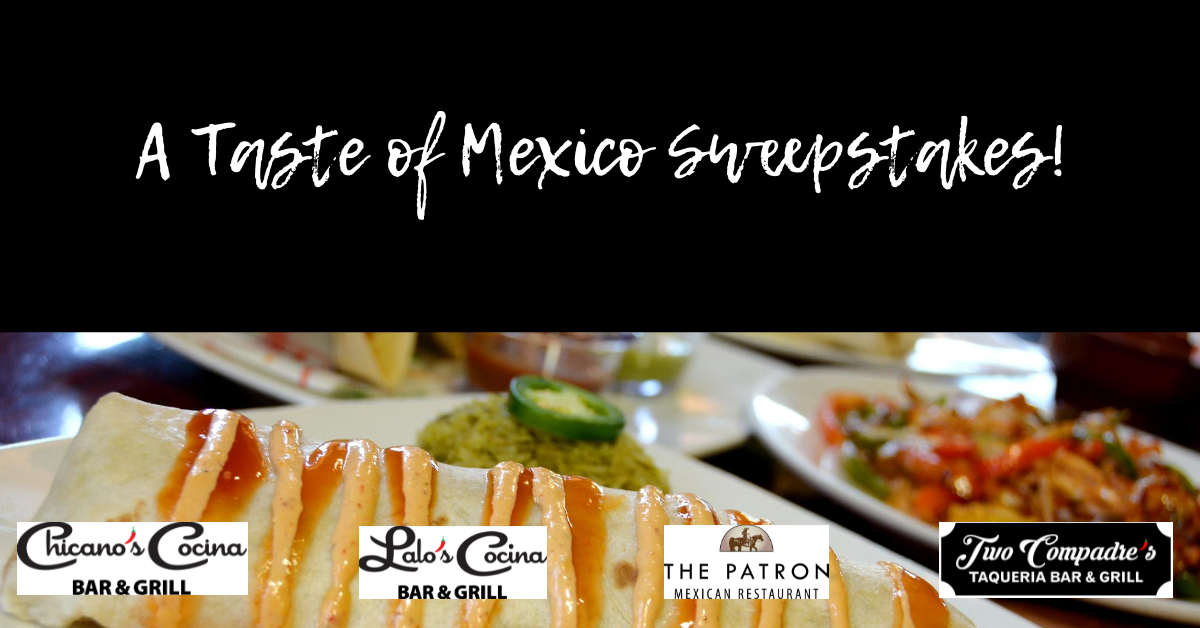 Taste of Mexico Sweepstakes