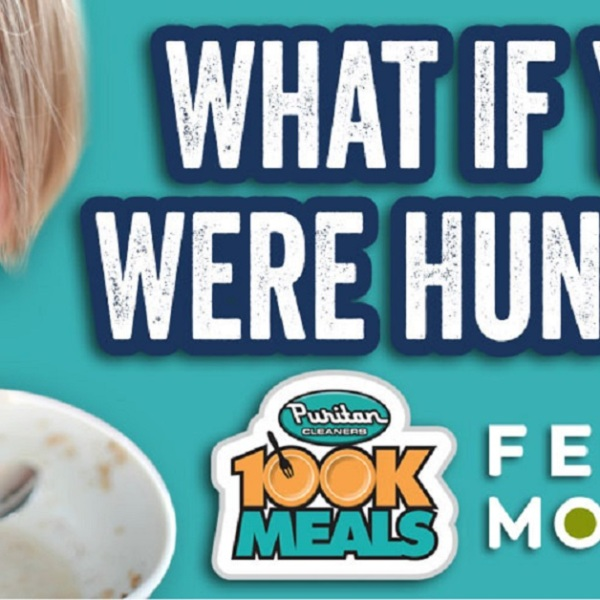 Enter to win the 100,000 Meals Coloring Contest