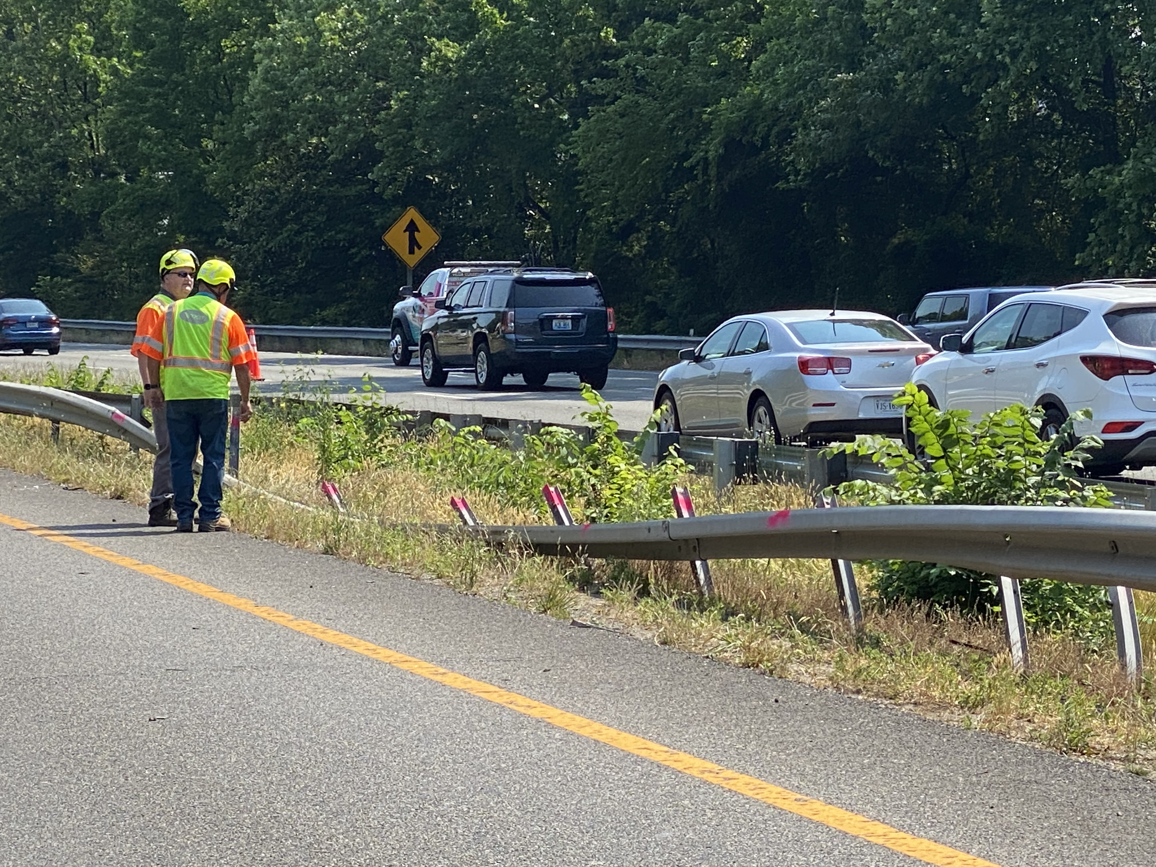 I-95 Henrico crash