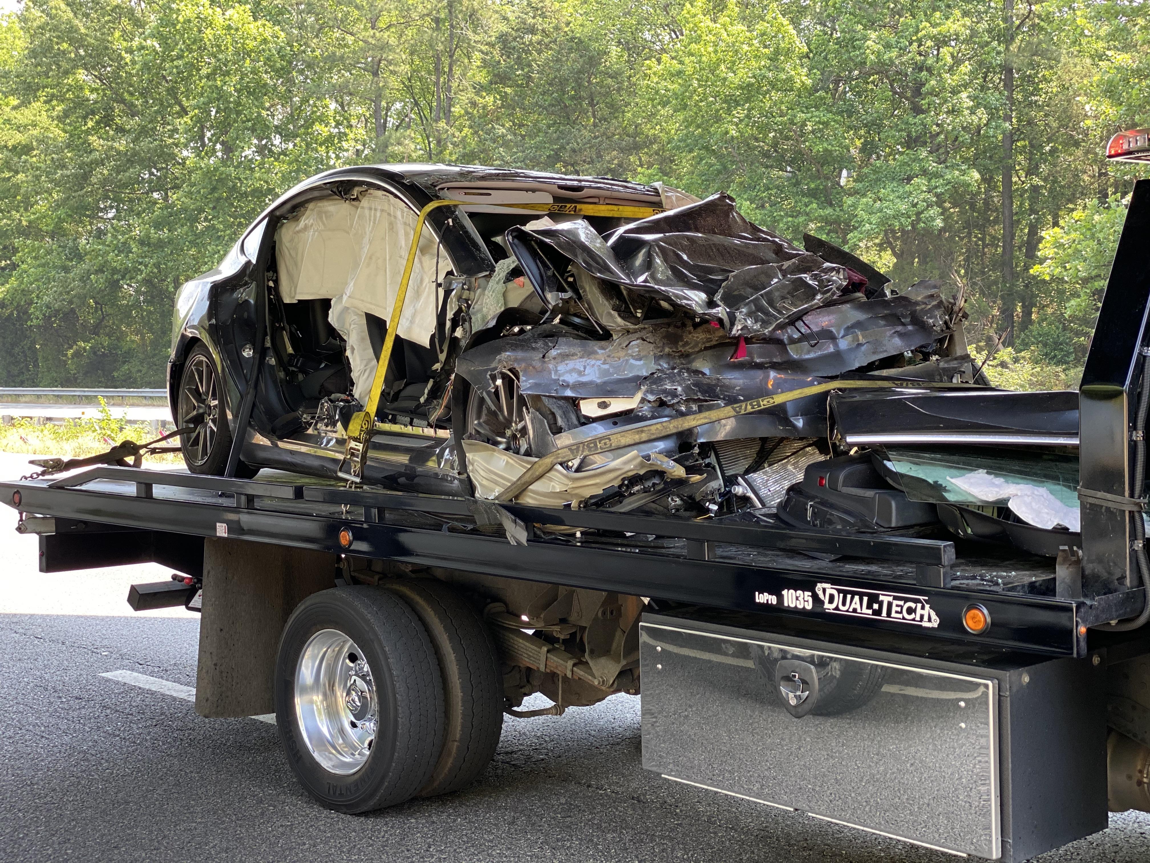 Henrico crash on I-95