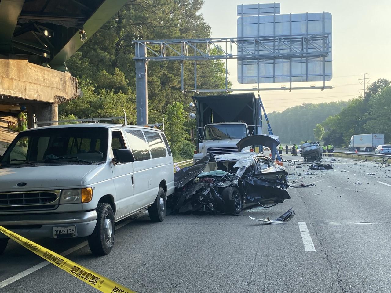 Henrico crash