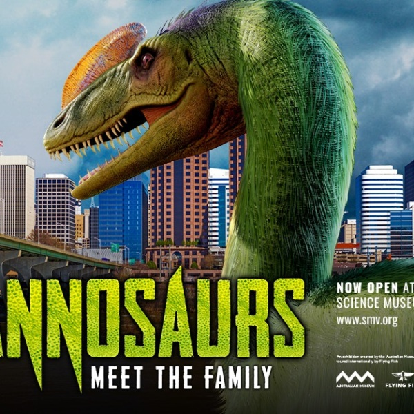 Enter the Tyrannosaurs Sweepstakes