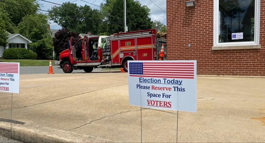 Virginia primary