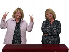 Susan Wahl, General Sales Manager