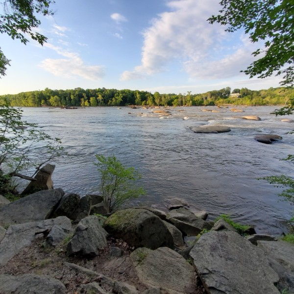 james river water safety