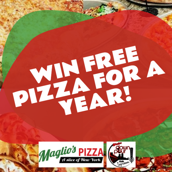 Maglio's Free Pizza Sweepstakes