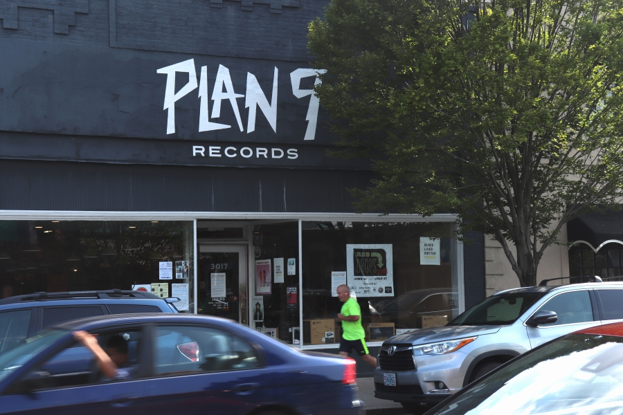 plan 9 records