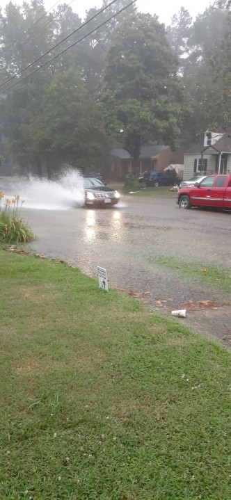 Heavy rains cause flooding across Central Virginia as Tropical Storm Elsa  makes its way up north   8News