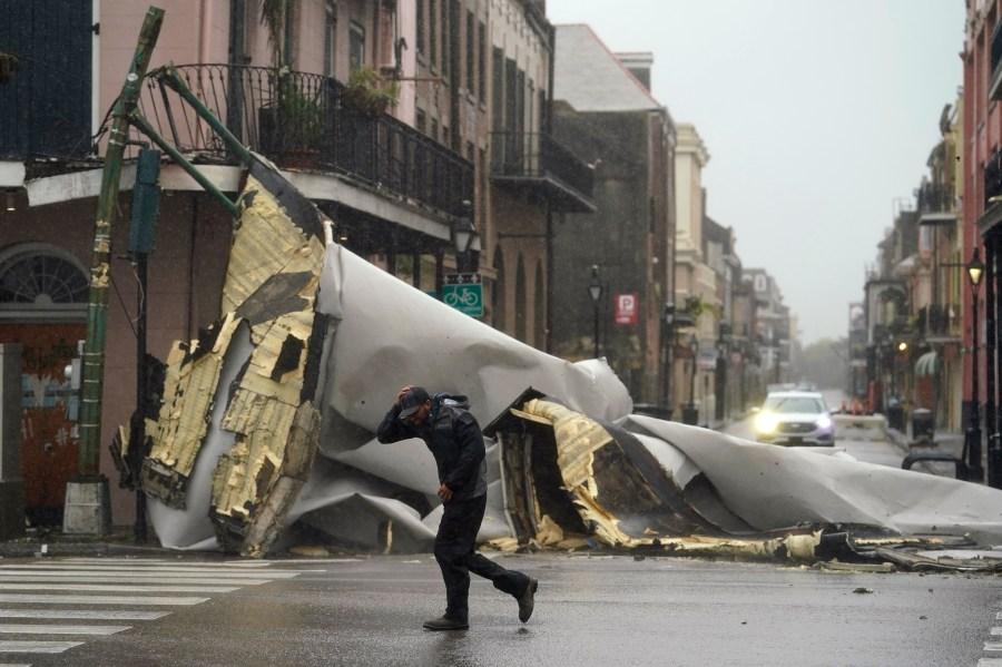 Hurricane Ida Photo Gallery